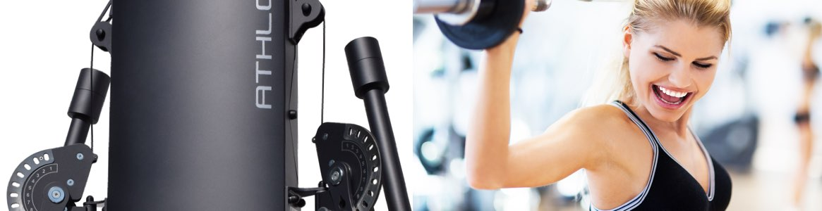 Athlon Fitness Equipment - Excelent Design